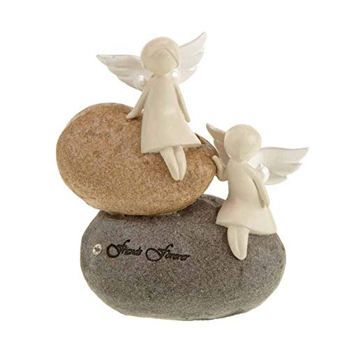 Friends Forever Angel Stones, Birthday, Christmas, Any Occasion Gift