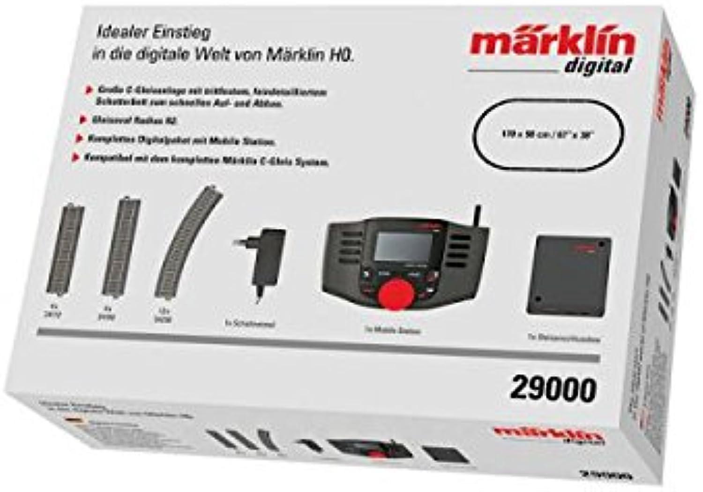 Mrklin 29000 - Digital-Startpackung MS2, Mehrfarbig