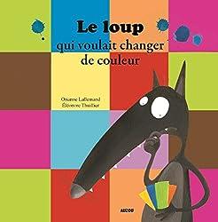 Coloriage Code Le Loup Qui Voulait Changer De Couleur.Le Loup Qui Voulait Changer De Couleur Fofy A L Ecole