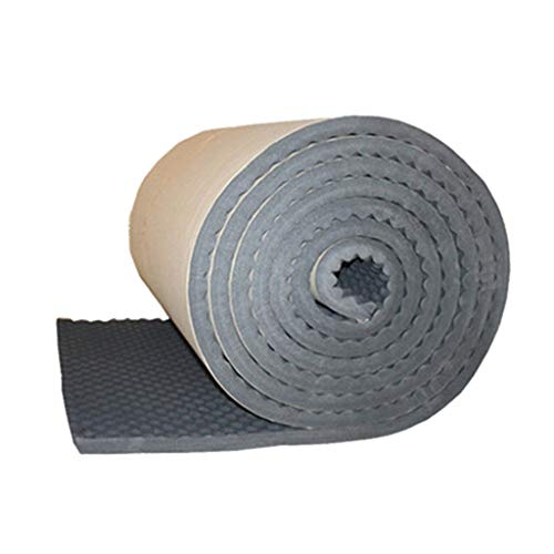 pequeño y compacto Panel acústico insonorizado autoadhesivo negro de algodón suave y fonoabsorbente …
