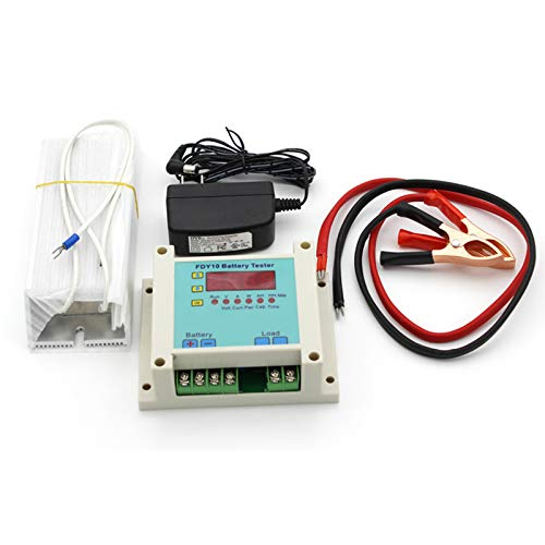 Find Discount Tool Parts FDY10-S Universal Battery Tester Digital Discharger Battery Capacity Tester...
