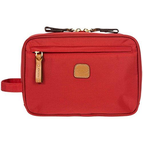 Brics X-Bag Neccessaire 25 cm rood