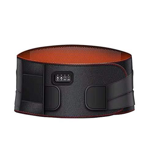 JHKGY Abrigo De Cinturón De Cintura De Calefacción Eléctrica,Cinturones Térmicos Lumbares Y...