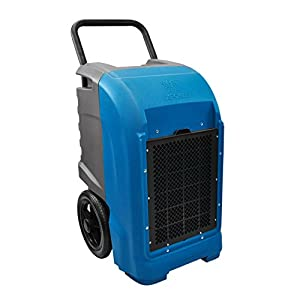 Review of the XPOWER XD-125 Industrial / Commercial Dehumidifier