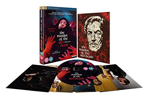 The Masque of The Red Death [Blu-ray] [2020]