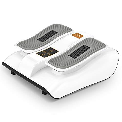 HECHEN Fußmassagegerät Shiatsu Fussmassage Beintrainer mit Fernbedienung - Verbessern Sie die Durchblutung Die sitzende Laufmaschine Reduzieren Sie Gelenkbeschwerden (3 Geschwindigkeiten)