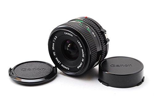 Canon キャノン New FD 35mm F2.8
