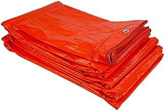 Multi Tarp Standard 100 Gr/m² HDPE (8 x 10 M, Oranje)