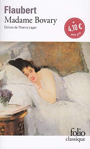 Madame Bovary: Mœurs de province (Folio (Gallimard))