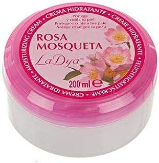 Ladyaroma - Crema Hidratante Rosa Mosqueta 200 ml