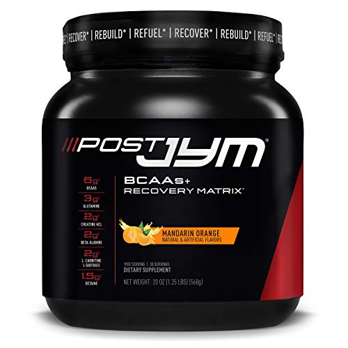 Post JYM Active Matrix - Post-Workout with BCAA