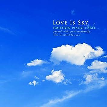 Love is like heaven