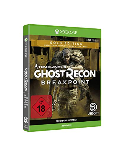 Tom Clancy's Ghost Recon Breakpoint - Gold Edition - [Xbox One]