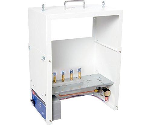 AutoPilot APGN0400 CO2, 4 Burner, NG Generator, White