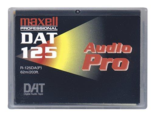 MAXELL 182114 Audio44; DAT-4mm44; 125 min44; R-125DA