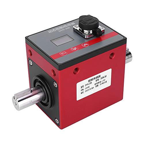 Sensor de torsión dinámica, transductor de sensor de presión sin contacto -10~50 ℃ Metal DC24V