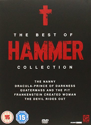 The Best Of Hammer Boxset [DVD]