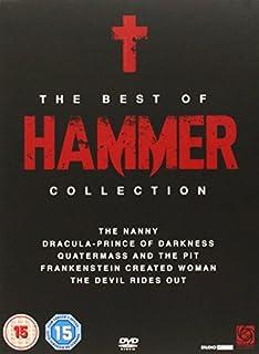 The Best Of Hammer Boxset [DVD] (B0026R7BPM)   Amazon price tracker / tracking, Amazon price history charts, Amazon price watches, Amazon price drop alerts