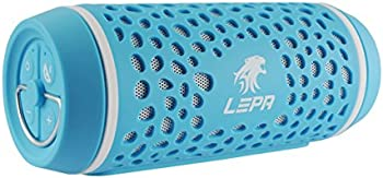 Lepa BTS02-BL 2.0 Portable Speaker System with NFC Function