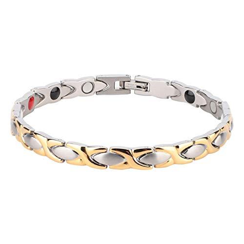 Bracelet, Weight Loss Bangle Bracelet Kit Durable Magnetic Bracelet Bracelet Women for men Women