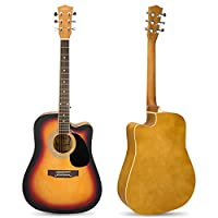 Artall Handcrafted Acoustic Cutaway