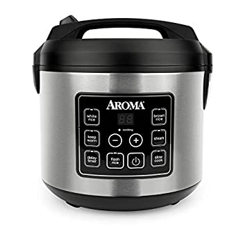 Aroma rice cooker review