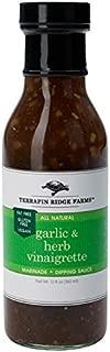 Terrapin Ridge Farms Dressing, Garlic and Herb Vinaigrette, 12 Ounce