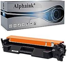 Alphaink Toner Compatibile con HP CF217A CON CHIP per stampanti HPLaserJet Pro M100 M102 M102a M102w M132 M132A M132FN...