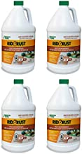 American Hydro Systems 2662 Rid O' Rust Liquid Rust Stain Remover, 1 Gallon, 4 Pack