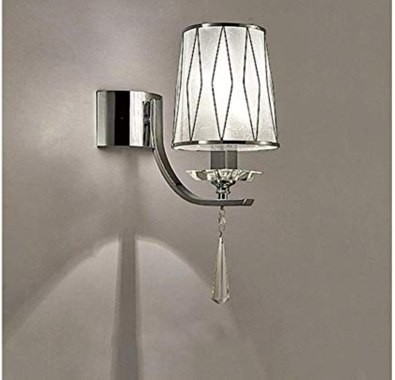 Wandleuchte Kristalllampe Kristall Wandleuchte Wand Schlafzimmer Schlafzimmer Wandlampe wandern