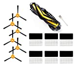 Sweet D Accessoires pour Ecovacs Deebot N79 N79s Pièces de Rechange pour Eufy RoboVac 11 RoboVac...