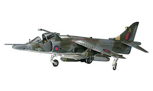 ハセガワ 1/72 イギリス空軍 ハリアー GR Mk.3 プラモデル B6