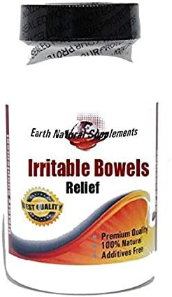 Irritable Bowels Free Shipping Cheap Bargain Gift Relief 180 Capsules by - Be super welcome EarhNat 100% Natural