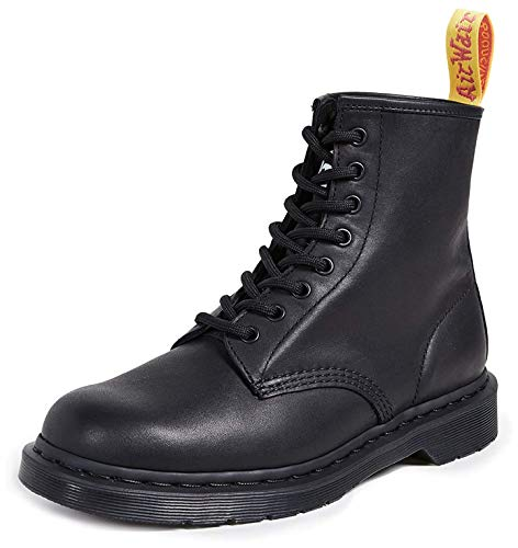 Dr. Martens Anfibio 1460 Sex Pistols Black 24787001 (40 EU, Black/Milled Greasy+Backhand)