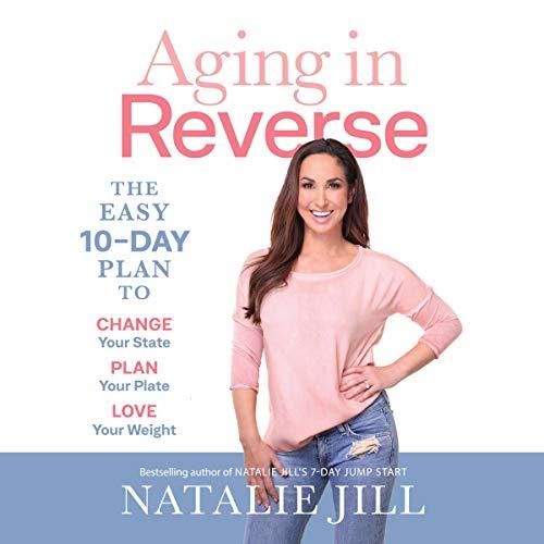 Aging in Reverse audiobook cover art