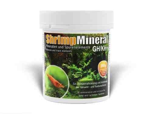 SaltyShrimp Shrimp Mineral GH/KH+ 200g