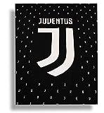 MORBIDO PLAID ufficiale Juventus - Milan - Inter - Roma MISURA 120 x 150 cm ORIGINALE UFFICIALE TESSUTO PILE 100% pol LAVABILE IN LAVATRICE