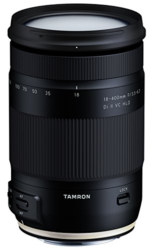 TAMRON Megazoom - 18-400 mm F/3.5-6.3 Di II VC HLD - Monture Canon