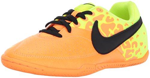 Nike Mädchen Jr Elastico II Turnschuhe, Gelb/Schwarz/Grün (Bright Citrus/Schwarz-Volt), 36 1/2 EU