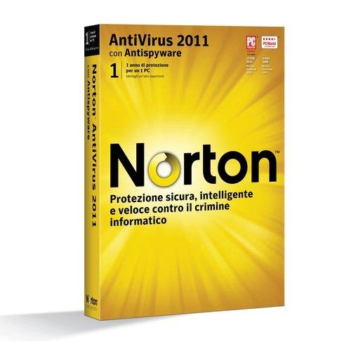 Symantec Nav 2011 Full 1 Utente Italianoliano