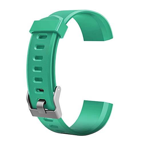 Asiproper Armband Ersatz Zubehör für ID115Plus HR Smart Watch