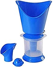 SHOPERIYA® All In1 Steamer Inhaler Vaporizer For Face, Cold, Cough, Sinus, Steam Breath Machine Regular For adult/Kid, Best For Men/Women Beauty Spa At Home, Salon Made In India (Blue)