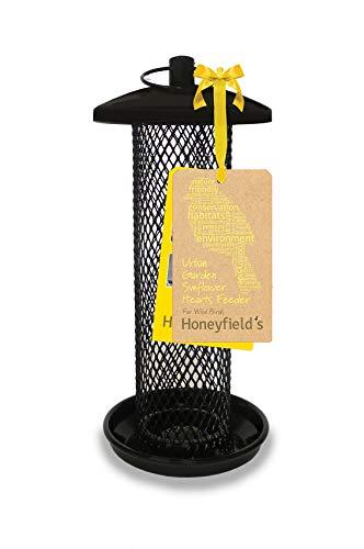 Honeyfields Hanging Sunflower Seed Wild Bird feeder, Urban Garden Design in...