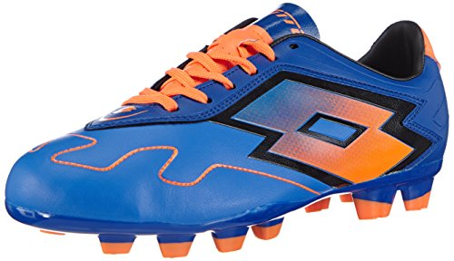 Lotto Sport Herren ZH Grav VI 700 TX Fußballschuhe, Mehrfarbig (Shiver/FL FANT), 46