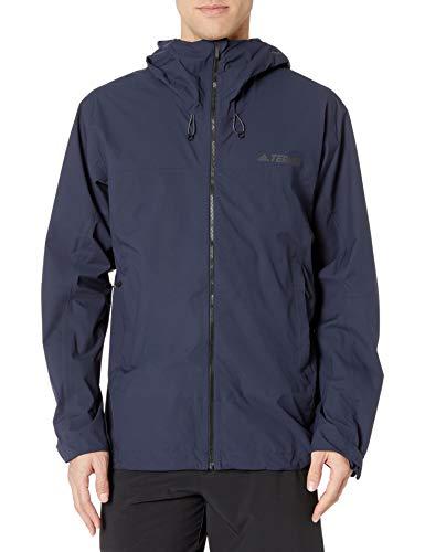 adidas Outdoor Herren DZ1437 Isolierte Jacke, Legende Tinte, Medium