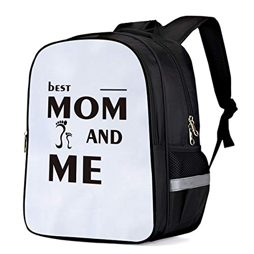 Business Laptop Backpack Best Mom and Me Durable Modern Daypack with Bottle Side Pockets