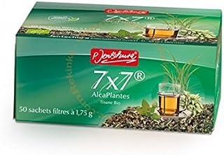 7 x 7 AlcaPlantes, infusión depurativa ecológica