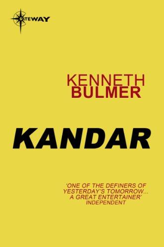 Kandar (English Edition)