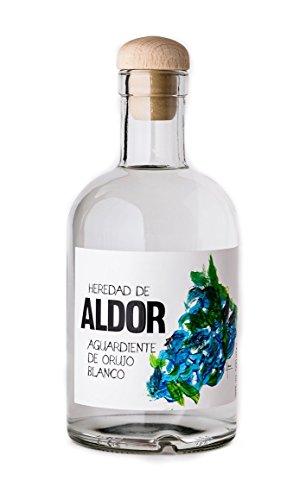 Heredad de Aldor Blanco 38º Aguardiente - 500 ml