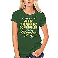 2021 Fashion T Shirts Air Traffic Controller Adult Printed Exercise Loose s Men Summer nage Traffic Signs O-neck 100% cotton